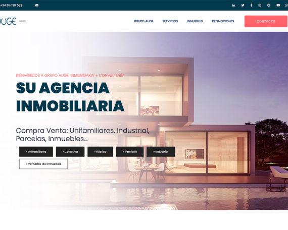 Programación Web Profesional. Para el Grupo Auge -Auge Inmobiliaria por Josesuay.com